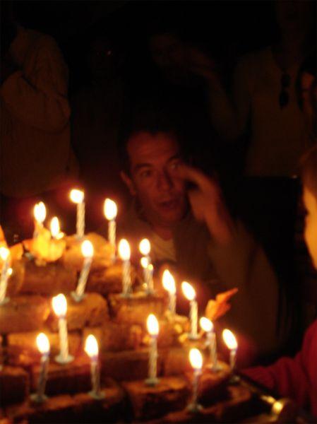40 bougies pour Hervé Truffault